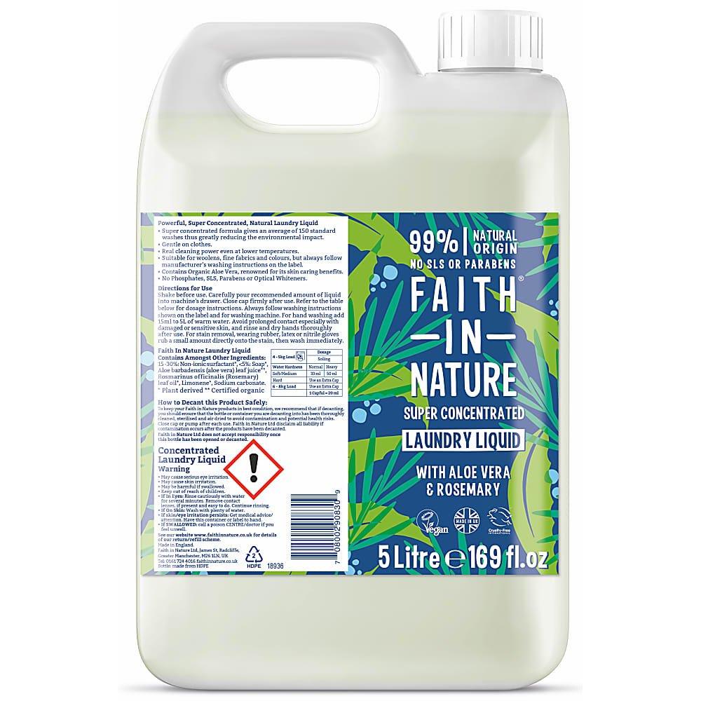 Eco-Friendly Detergents
